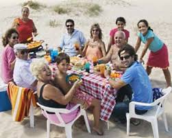 how to organize a family get together family reunion planning
