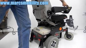 Hoveround Mobility Chair Hoveround Teknique Rwd Rear Wheel Drive By Marc U0027s Mobility Youtube