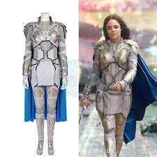 women costume new women costume thor ragnarok valkyrie costume
