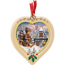 m i hummel ornaments the danbury mint
