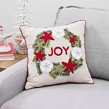 Decorative Pillows At Christmas Tree Shop by Christmas Pillows Kirklands