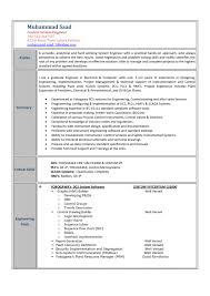 systems engineering resume stunning instrumentation and control engineering resume pictures
