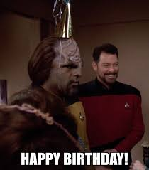Worf Memes - birthday worf meme generator