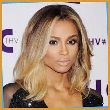 african american hairstyles color streaks blonde highlights on african american hair clever hairstyles