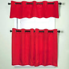 Kitchen Curtains Ebay Red Kitchen Curtains U2013 Teawing Co