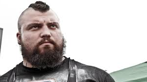 eddie hall breaks the partial deadlift world record with 536