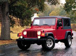 dark red jeep jeep wrangler unlimited 2004 pictures information u0026 specs