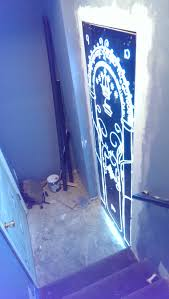 hidden lord of the rings mines of moria door into my basement