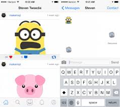 customize your own create custom emojis with makemoji app business insider