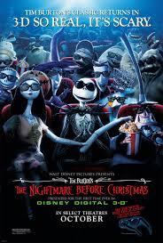 halloween light show nightmare before christmas the nightmare before christmas magical movie reviews