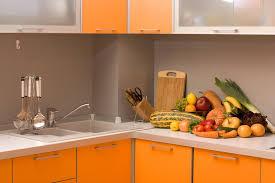 cuisine couleur orange le top 5 des couleurs dans la cuisine trouver des idées de