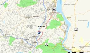 Hudson Valley New York Map by County Route 9 Orange County New York Wikipedia