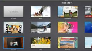 Making Photo Albums How To Create Awesome Slideshow Presentations In Imovie