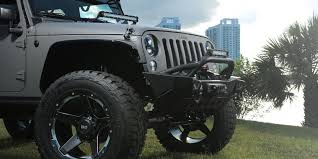 jeep wrangler grey wrangler on grid off road wheels