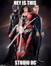 Meme Poster Maker - deadpool justice league memes imgflip