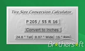 Tire Conversion Chart Motorcycle Tire Size Calculator Wheel Size Calculator World
