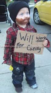 Halloween Hobo Costume Kid Costume Inappropriate Kid Costumes Bad Childrens Costumes