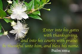 be thankful psalm 100 4 images search