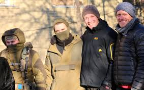 thanksgiving fight 2 brothers u0027 thanksgiving on the front lines in ukraine