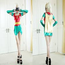halloween costume robin new real shot halloween woman batman cosplay costumes masquerade