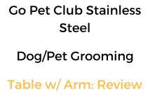 go pet club grooming table electric motor ruffit dog carrier review outdoor adventure pet backpack