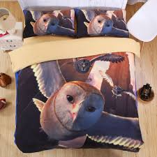 owl single bed cover promotion shop for promotional owl single bed