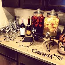 sangria wine housewarming party let the winning pair find your