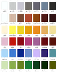 interior design colour charts for interior painting excellent