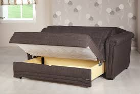 Sofa Sleeper Beds Brown Pull Out Bed