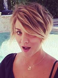 why kaley cucoo cut her hair hot new hair kaley cuoco ditches blonde bob for sexy pixie cut