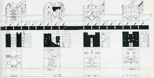 princeton housing floor plans steven holl u0027s bridge of houses 1979 1982 u2013 socks