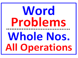 fraction word problems all operations plus fraction fun facts 7