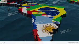 america map zoom 3d world map zoom to south america stock animation 529620