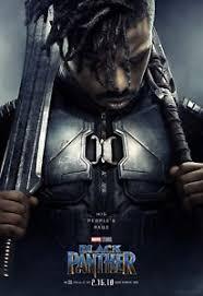black panther marvel 2018 black panther marvel movie poster 40x27 36x24 18x12 erik