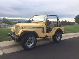 1974 jeep renegade 1974 jeep renegade cj5 all original v8 three speed cj five