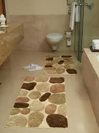 Designer Bath Rugs And Mats Unique Bath Mats Cool Bath Mat And Rugs For Your Bathroom Home