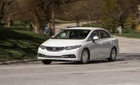 2013 honda civic hf sedan test u2013 review u2013 car and driver