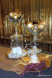 great gatsby centerpieces 35 best great gatsby roaring 20 s city theme decor images on