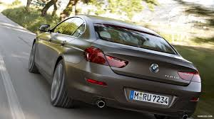 matte bmw 2013 bmw 6 series gran coupe 640d matte rear hd wallpaper 91