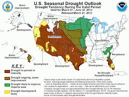 Drought April 2013 State Of The Climate National Centers For Noaa Issues U0027mixed Bag U0027 Spring Outlook For April May And June