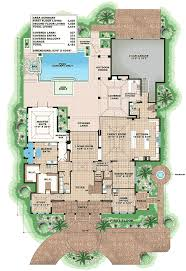Plantation Home Plans by Luxurious Southern Plantation House 66361we Architectural
