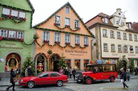 käthe wohlfahrt decorations rothenburg