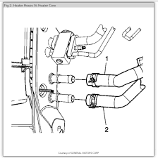 2006 pontiac torrent need to replace heater core