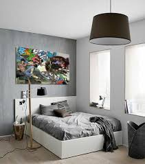 chambre ado contemporaine chambre ado couleur peinture kirafes