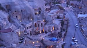 cappadocia cave housing mana want