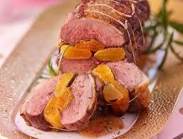 cuisine des femmes rôti de magrets aux abricots et romarin recipe poultry and food