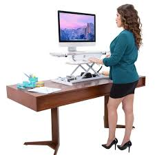small electric standing desk versadesk powered standing desk converter electric goodness in a