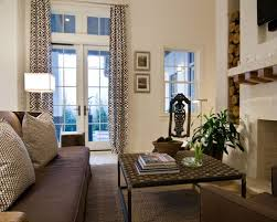 printed curtains houzz