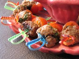 mini meatballs with asian dipping sauce recipe for cocktail party