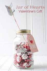 Cute Valentines Day Room Decor by 34 Mason Jar Valentine Crafts Diy Projects For Teens